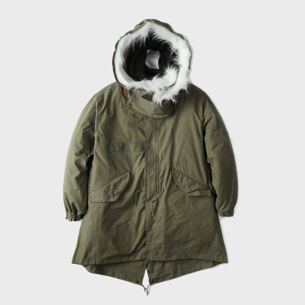 US Military M-65 Field Parka - Olive
