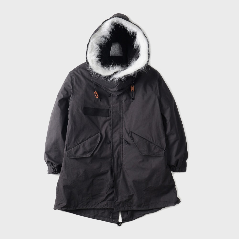 US M-65 Field Parka - Black