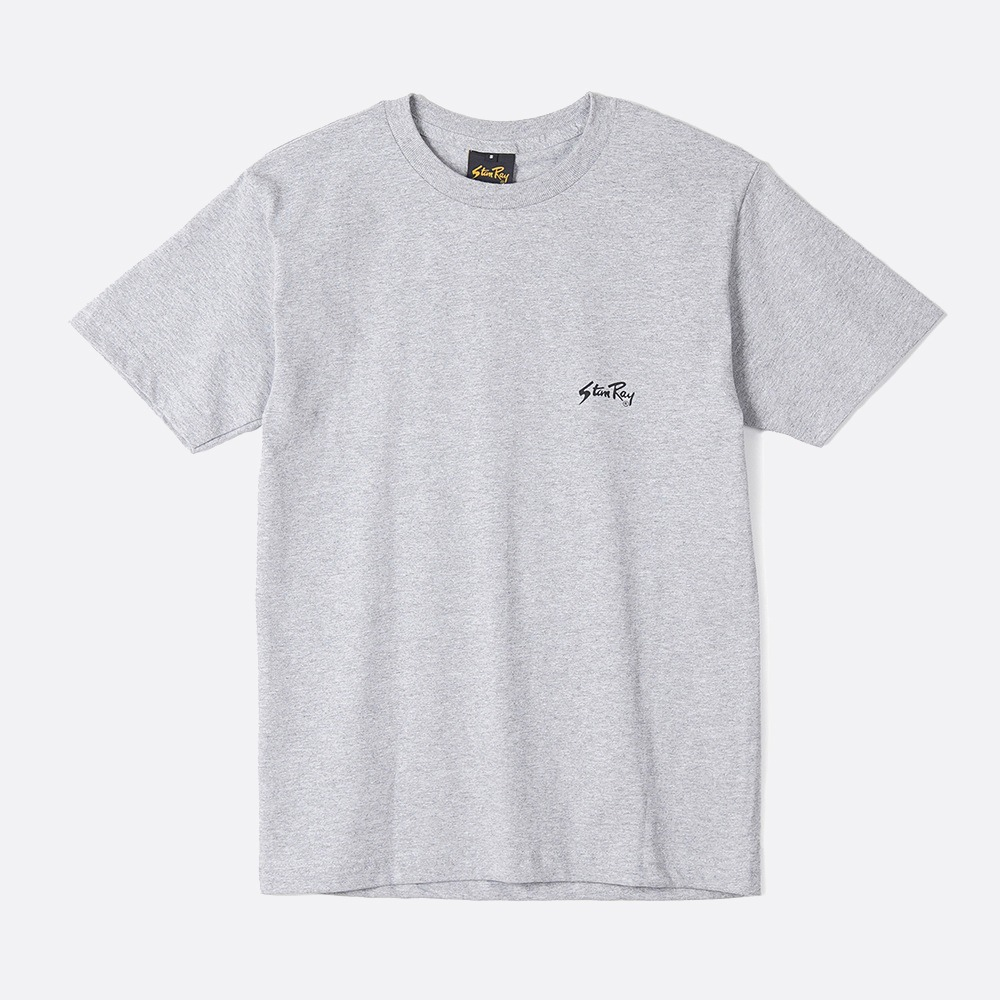 Stan OG T-Shirt - Grey Heather
