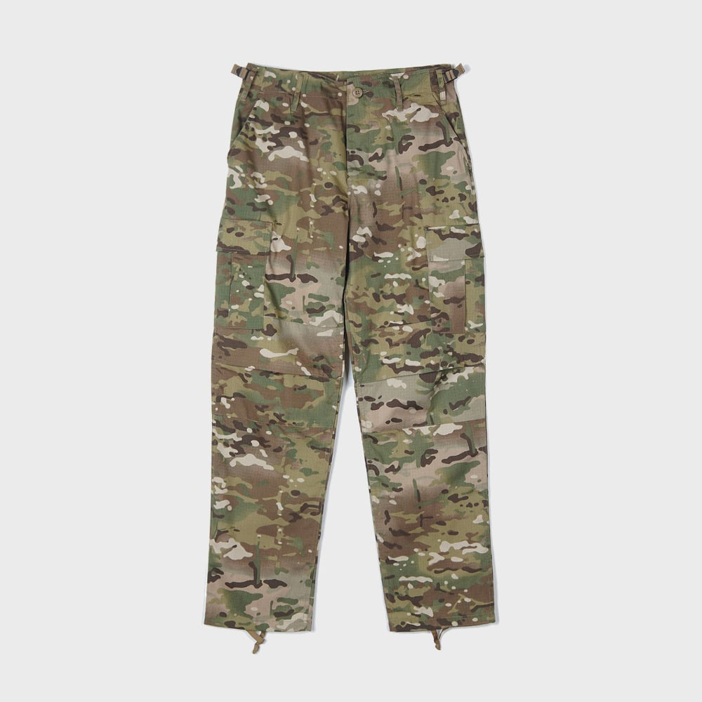 US Military BDU Ripstop Pants - Multi