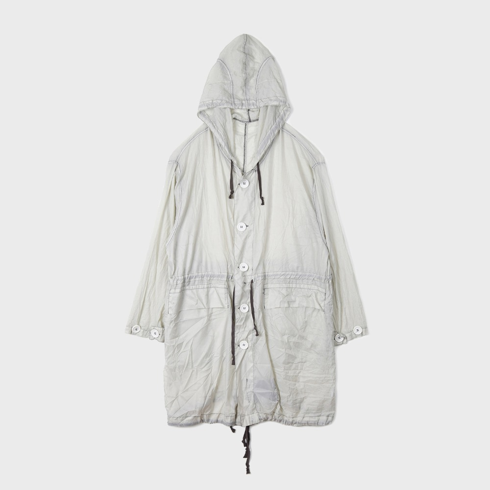 UK Snow Camouflage Parka - Charcol