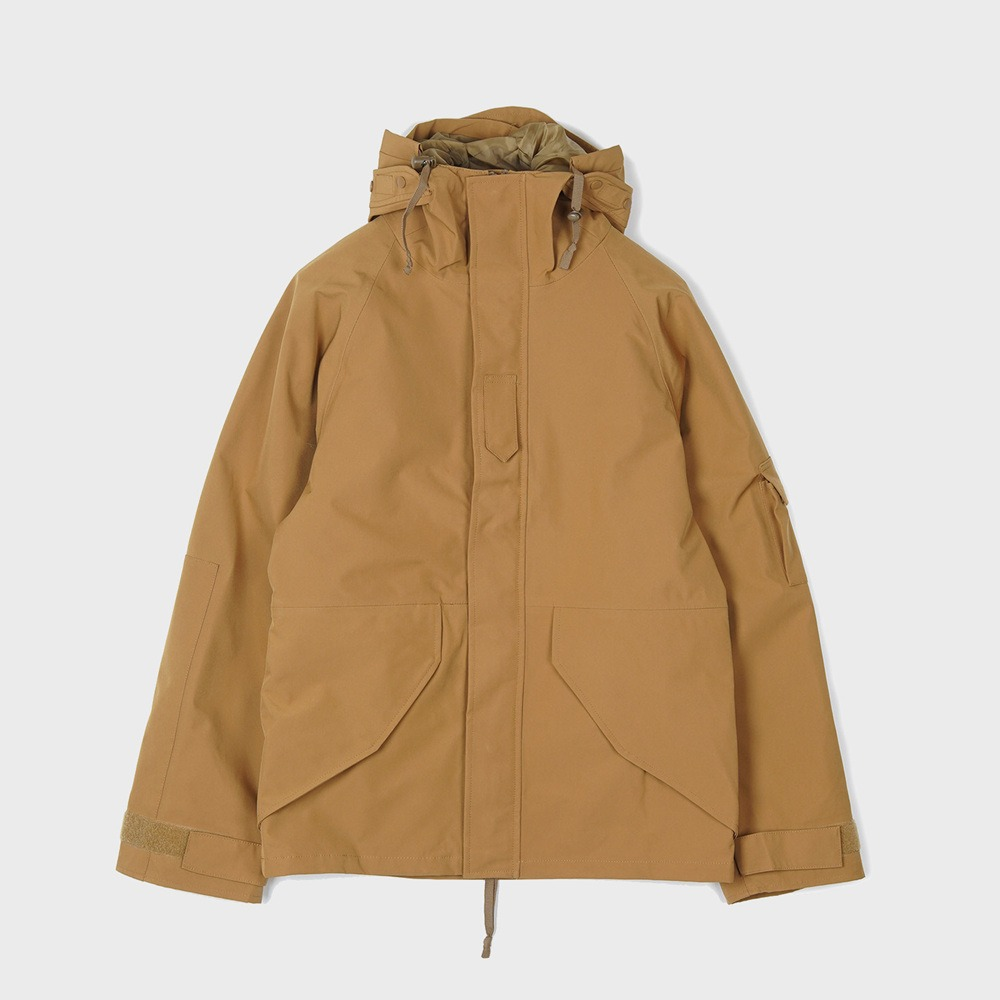 US Military ECWCS GEN1 Parka - Coyote