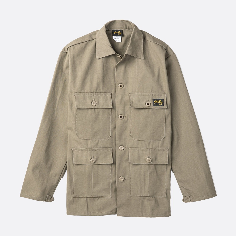 Tropical Jacket 1969J - Khaki Ripstop