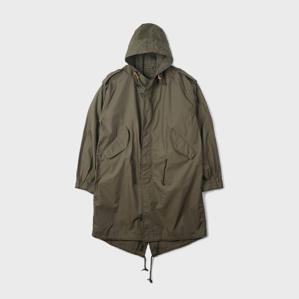US Military M51 Field Parka Shell - Olive