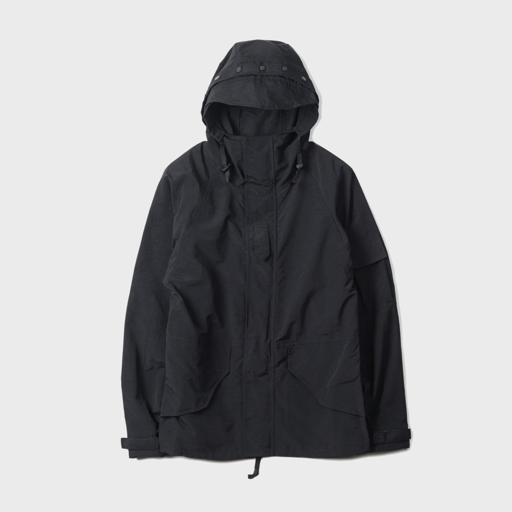 US Military ECWCS Lightweight Parka - Black