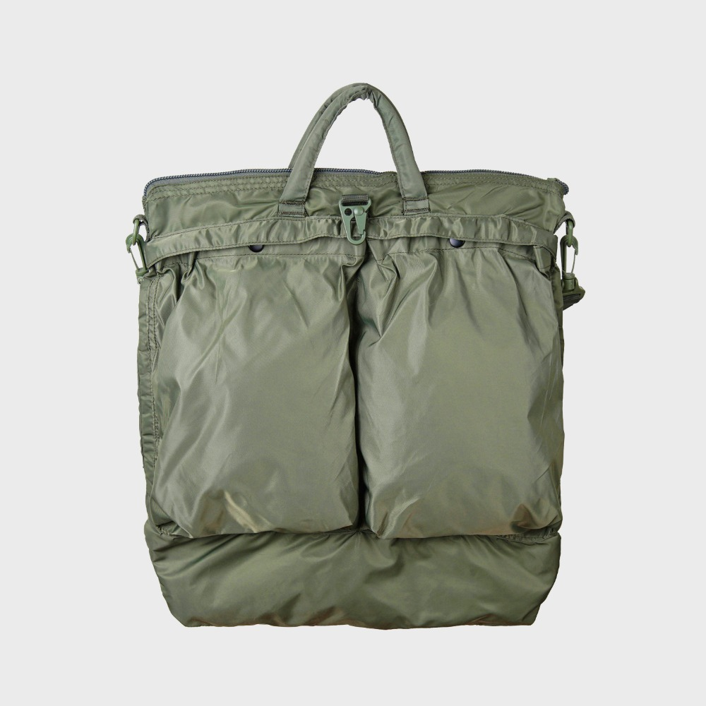 US AIR FORCE Helmet Bag - Foliage