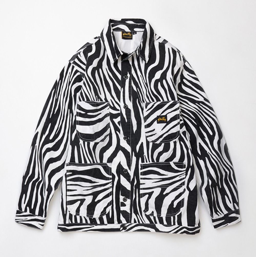 Barn Coat - Tiger Print