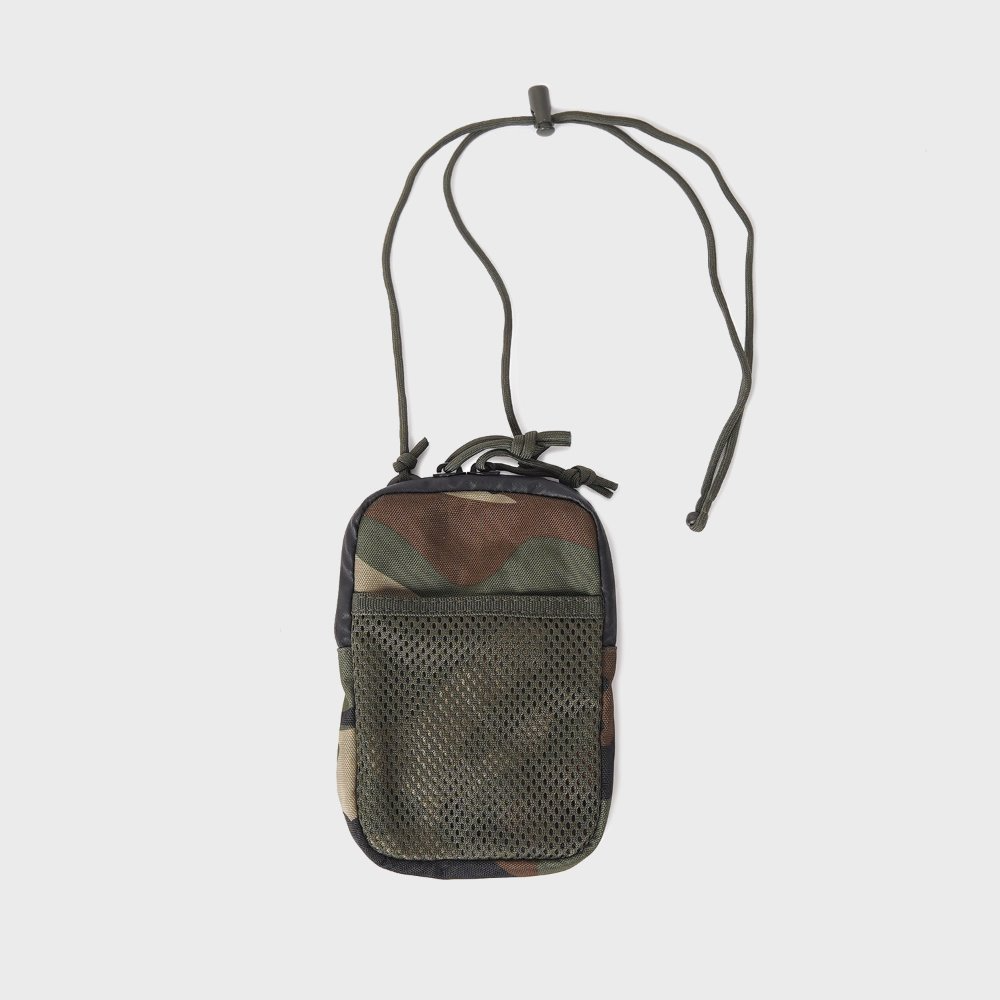 GP0183 Neck Mesh Pouch - Woodland