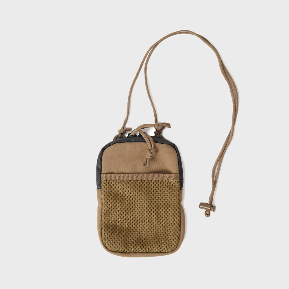 GP0183 Neck Mesh Pouch - Coyote