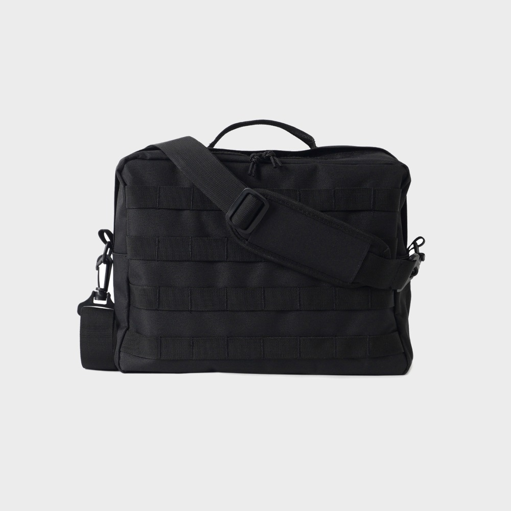 MOLLE Shoulder Bag - Black