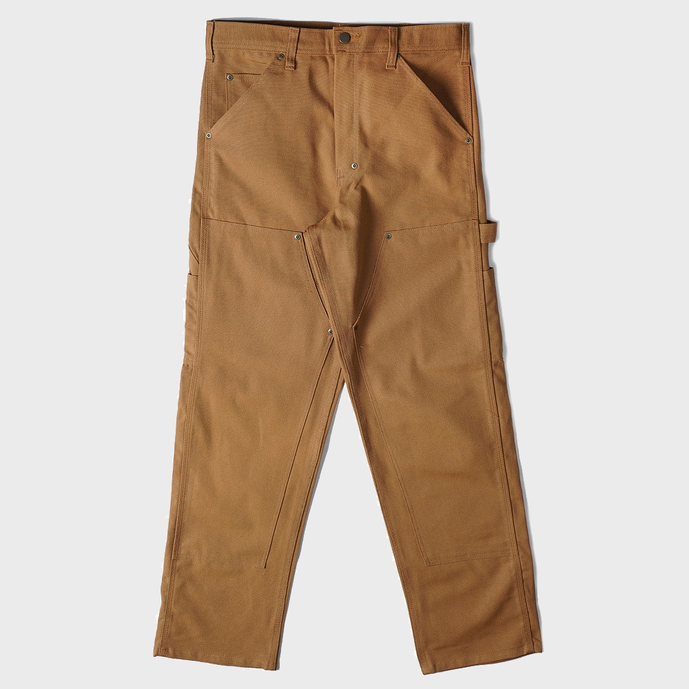 Double Knee Carpenter Pants 1170 - Brown Duck