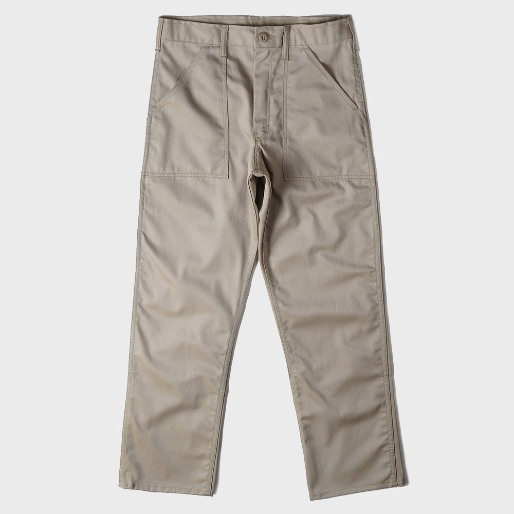 4 Pocket Fatigue Pants 1106P - Khaki Twill