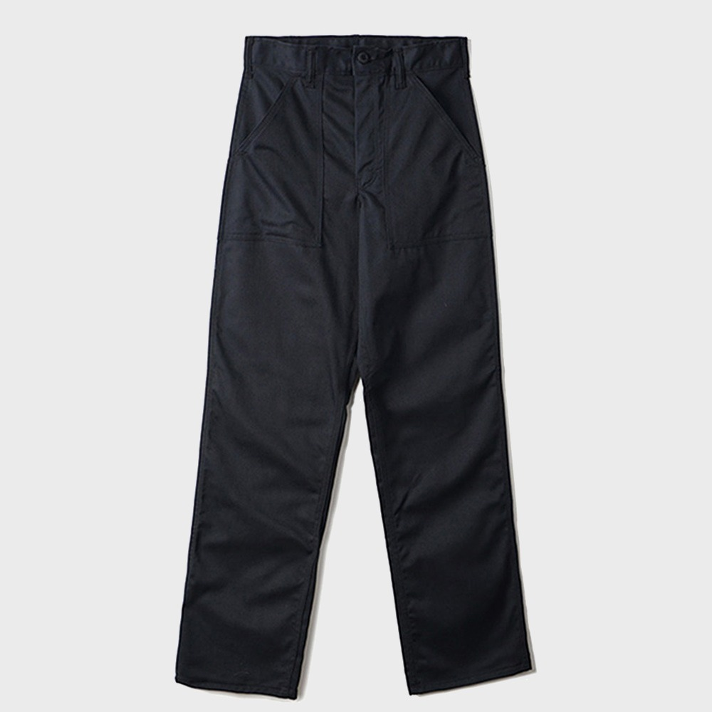 4 Pocket Fatigue Pants 1108P - Black Twill