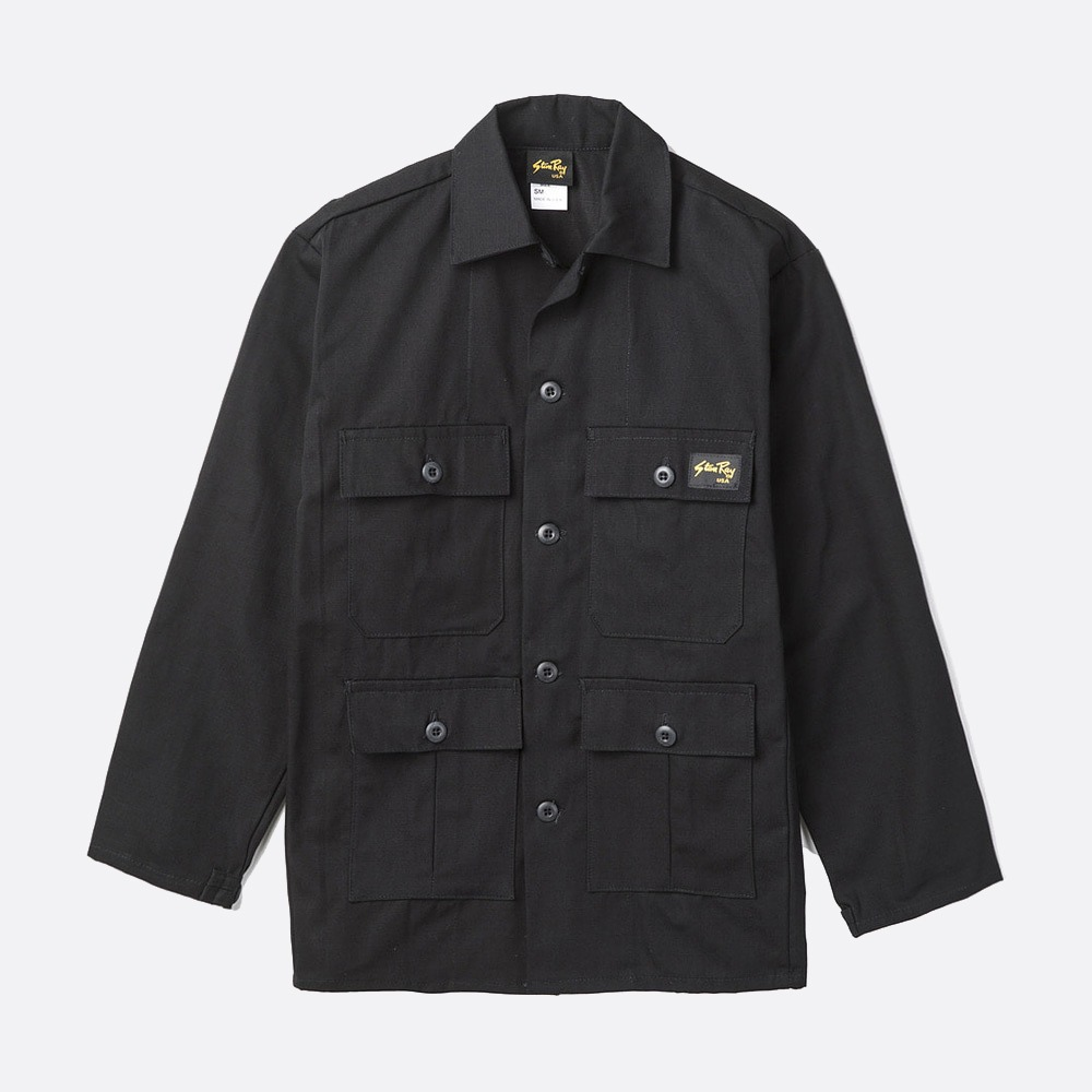 Tropical Jacket 1979J - Black Ripstop