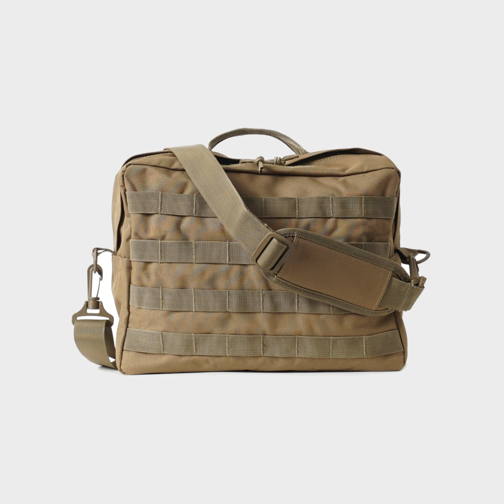 MOLLE Shoulder Bag - Coyote