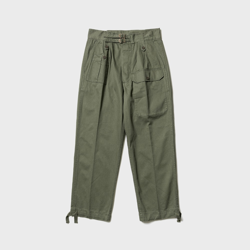 UK Jungle Fatigue Pants - Olive