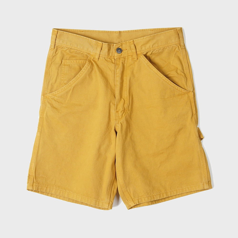80S Painter Short OD - Old Yellow