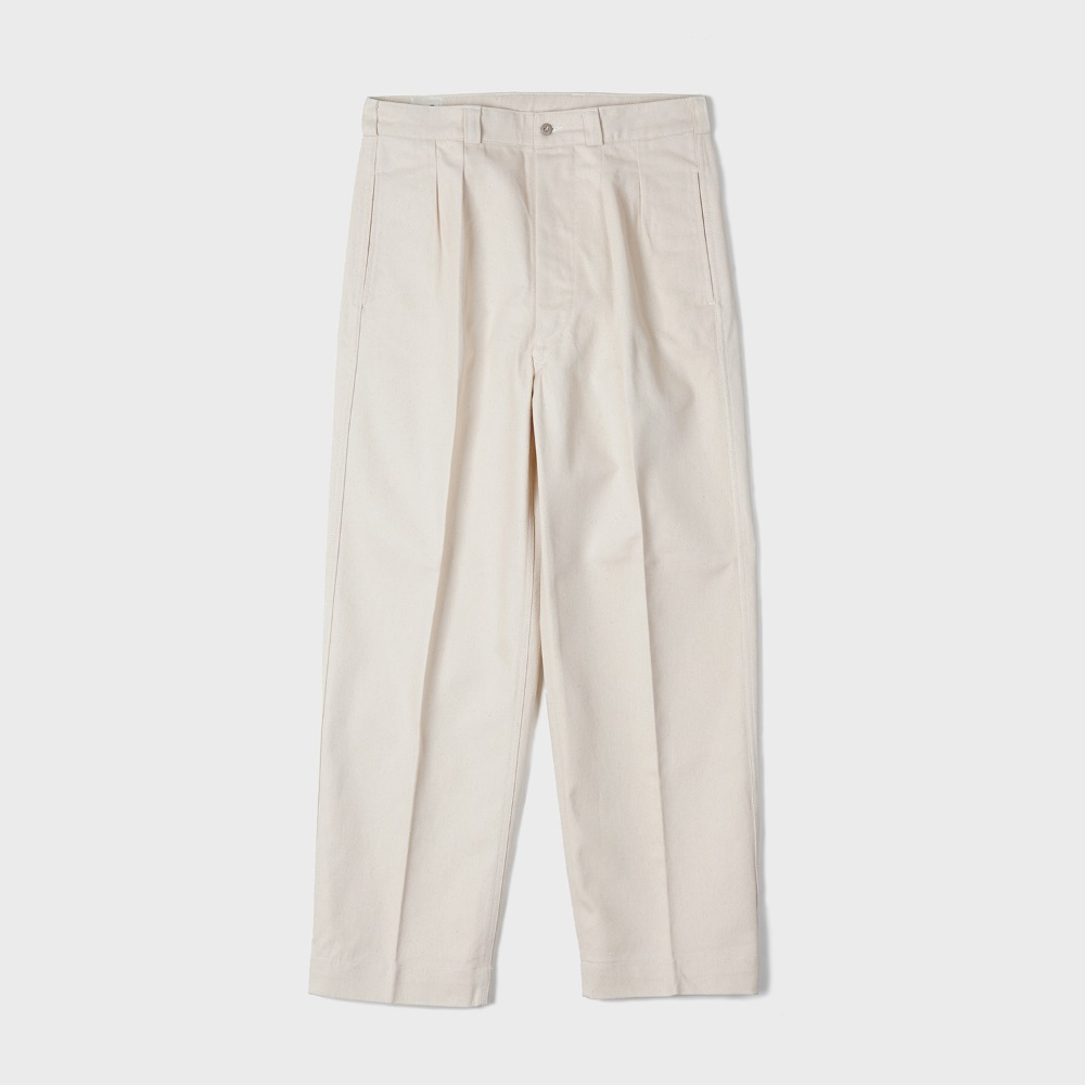 French M52 Chino Pants - Natural