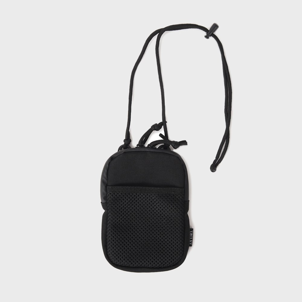 GP0183 Neck Mesh Pouch - Black