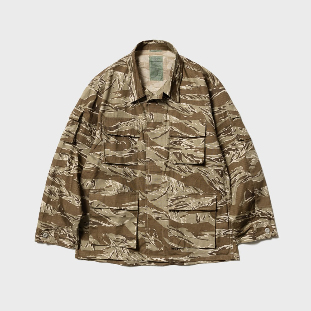 BDU Jacket - Desert Tiger