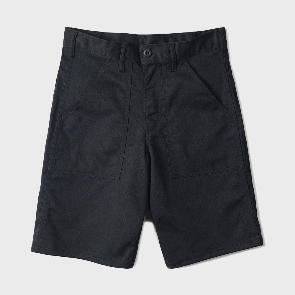 4 Pocket Fatigue Short 5508 - Black Twill