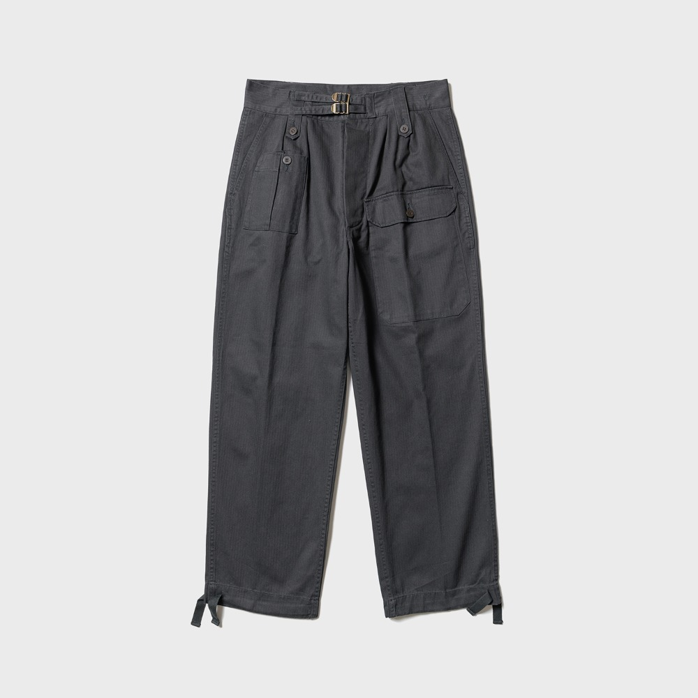 UK Jungle Fatigue Pants - Charcoal