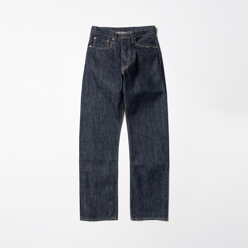 14.25oz Denim Union Star Jeans - One Wash