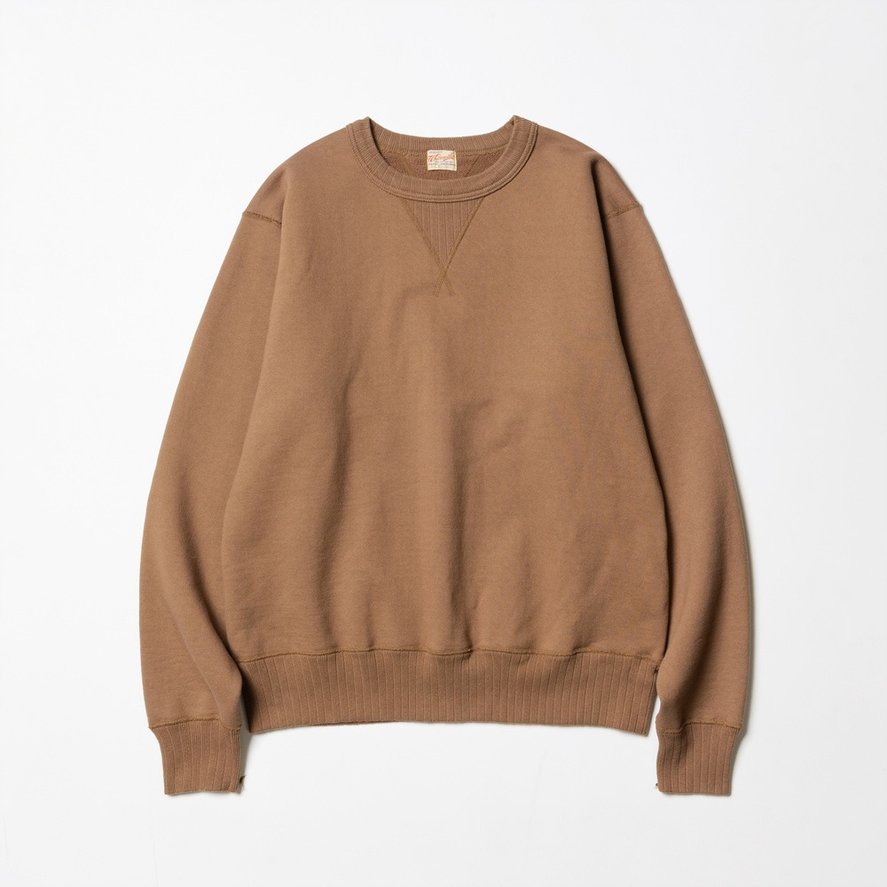 Sweat Shirt - Brown