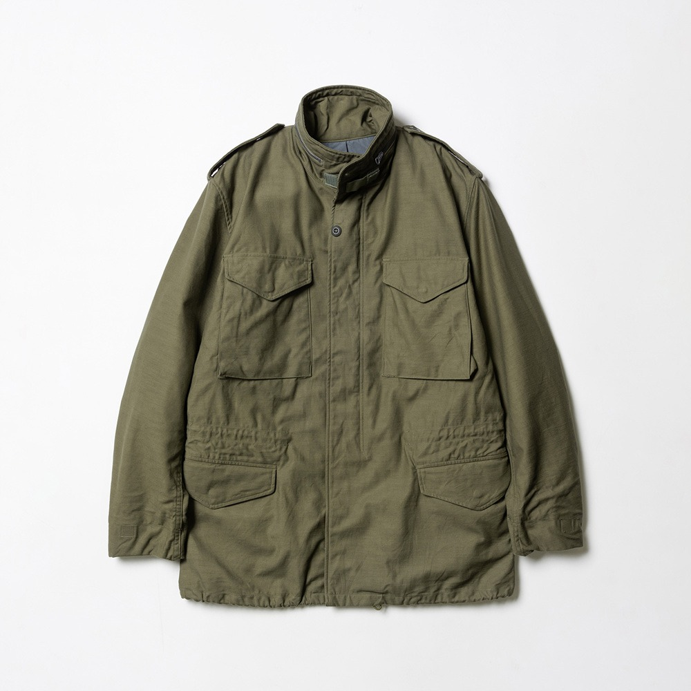M-65 Field Jacket - Olive Drap