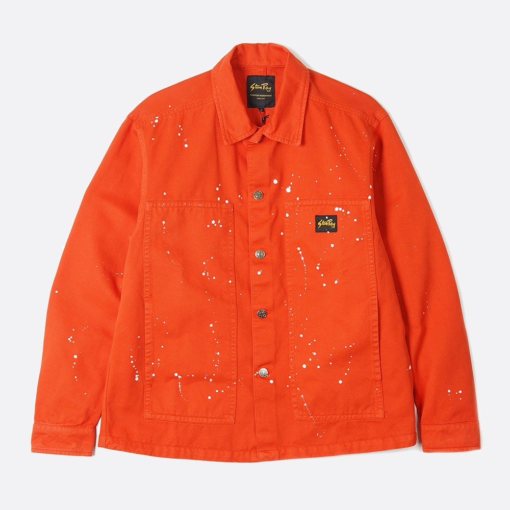 Box Jacket - Coral Bleach