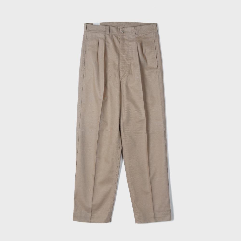 French M52 Chino Pants - Khaki