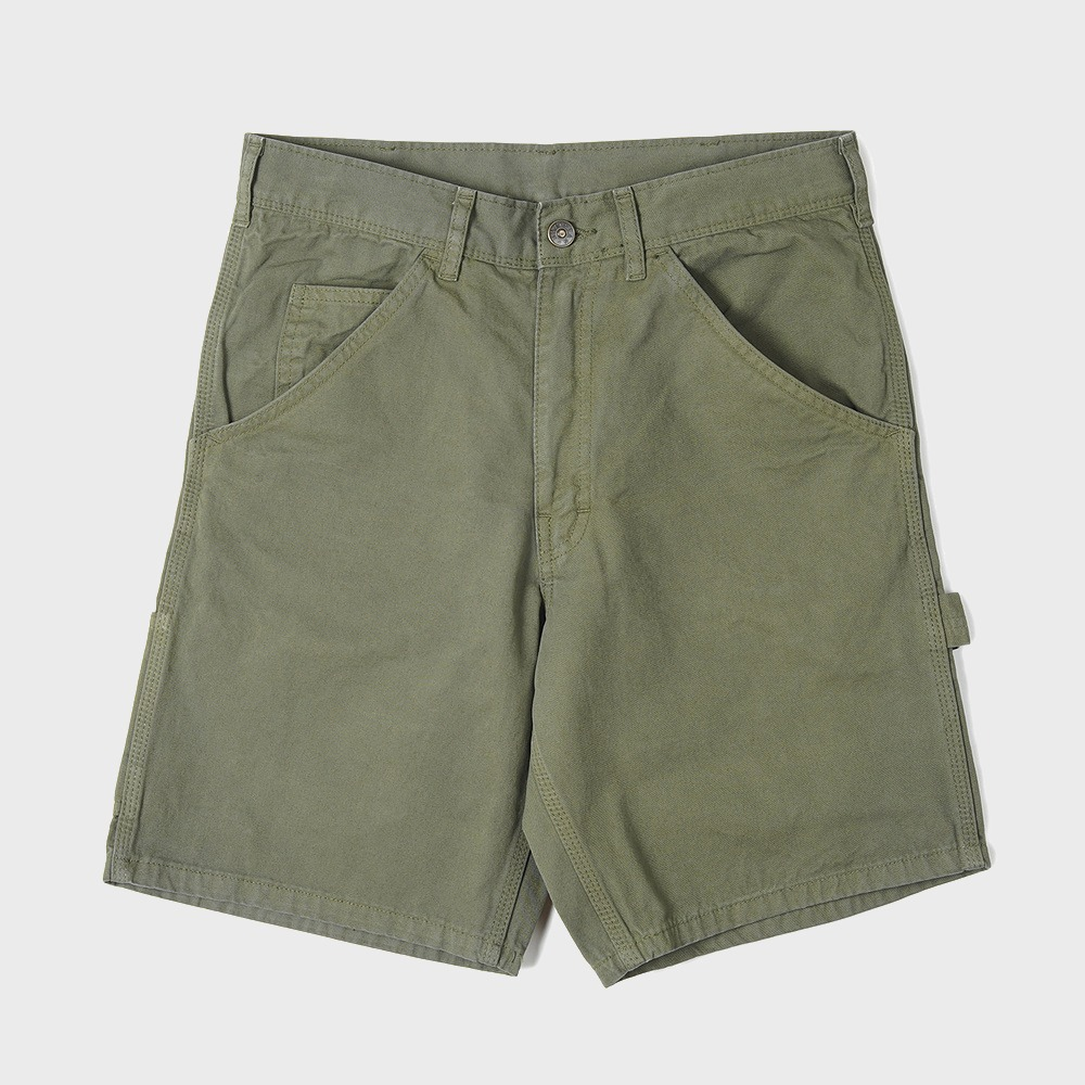 80S Painter Short OD - Olive OD Natural