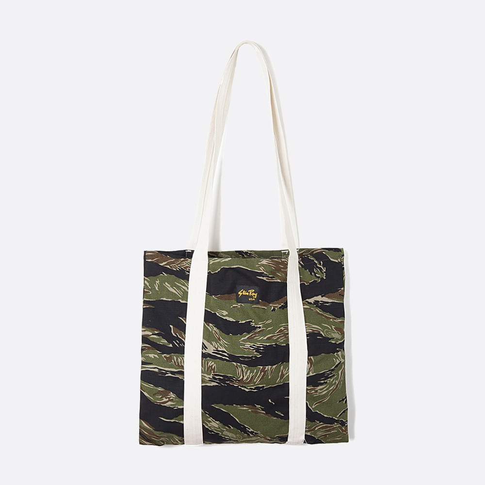 Tote Bag - Tiger Camo