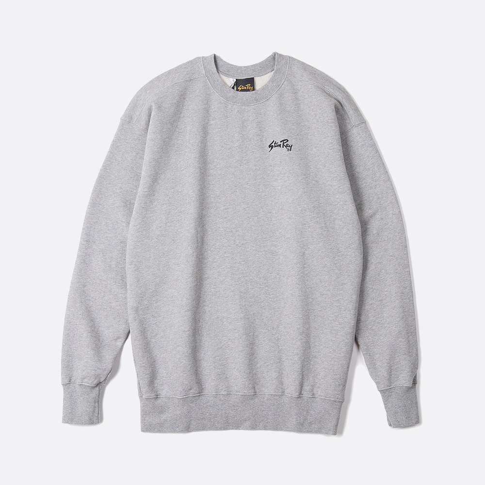 Stan Crew - Grey Heather