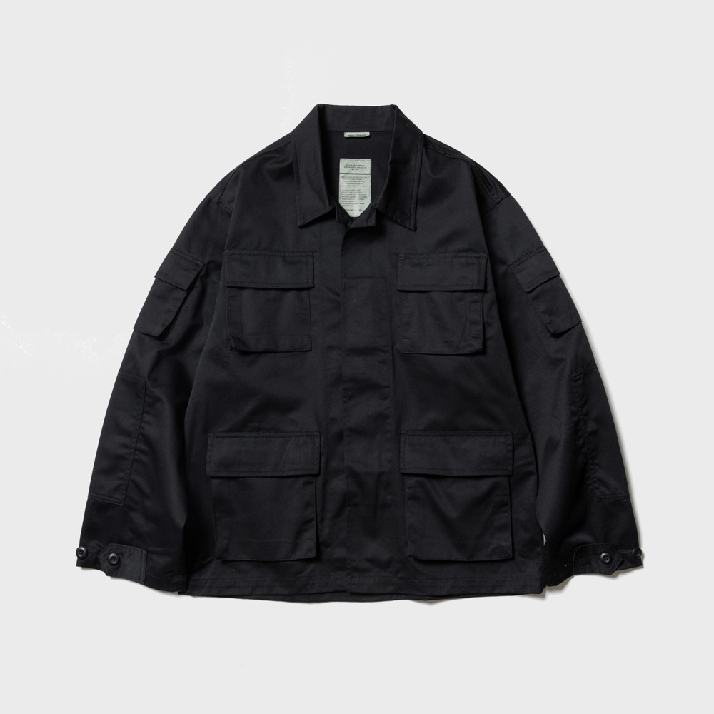 BDU Jacket - Black