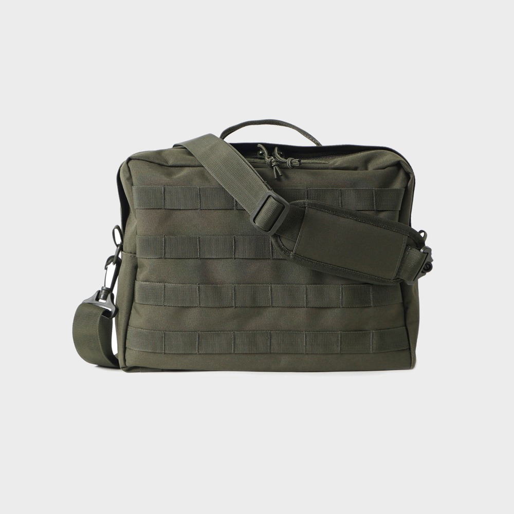 MOLLE Shoulder Bag - Olive