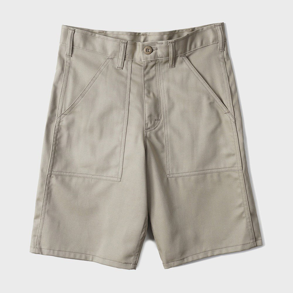 4 Pocket Fatigue Short 5506 - Khaki Twill